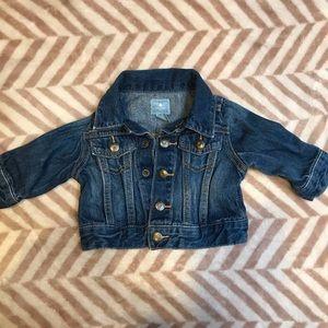 Baby gap jean jacket